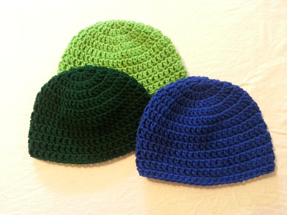 Basic Beanie (Seamless) | Crochet Pattern