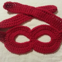 Ninja Mask | Crochet Pattern