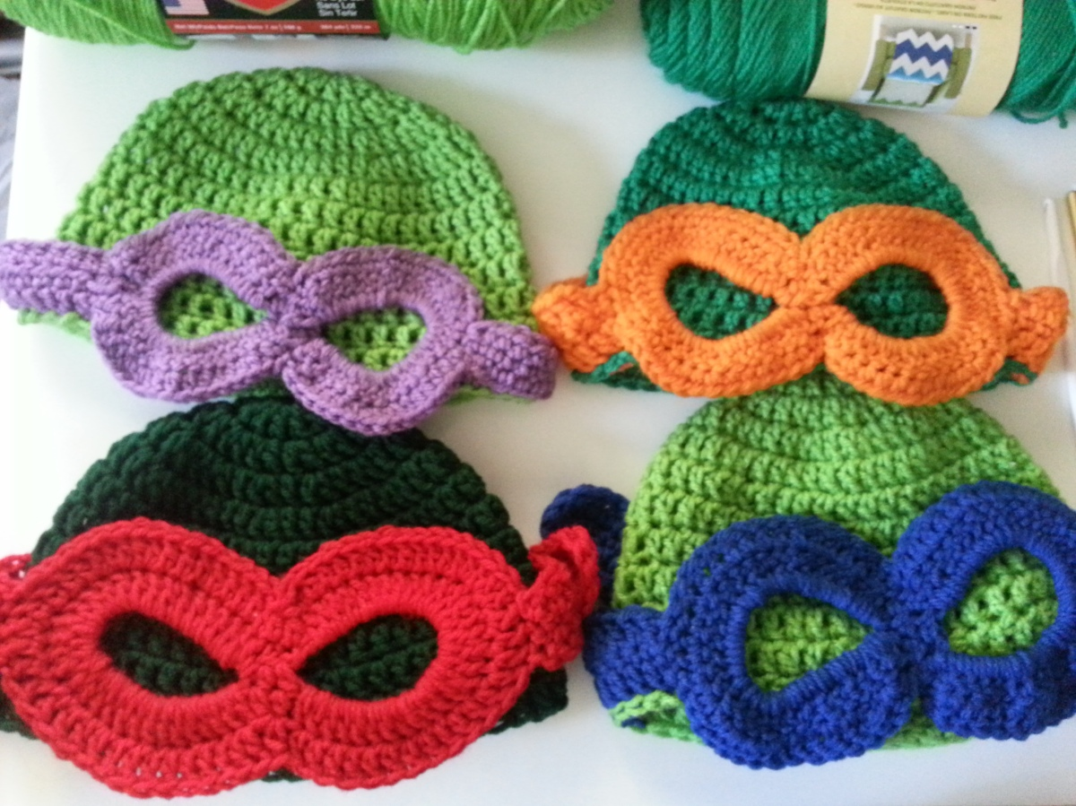 Crochet Ninja Turtle : 301 Moved Permanently