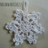 Snowflake | Crochet Chart & Tutorial