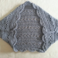 'Springtime' Shrug | Crochet Pattern